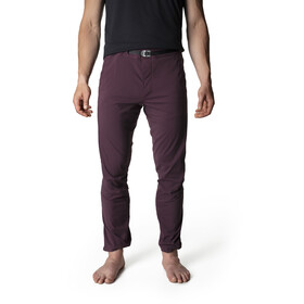 Houdini M's Lucid Pants Last Round Red